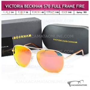 Toko Kacamata Victoria Beckham S70 Full Frame Fire