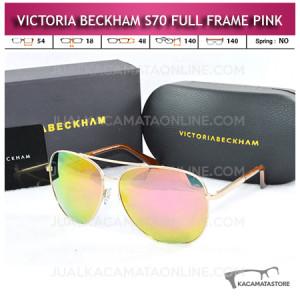 Harga Kacamata Victoria Beckham S70 Full Frame Pink