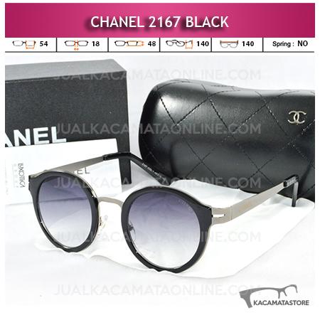 Harga Kacamata Chanel Terbaru 2167 Black