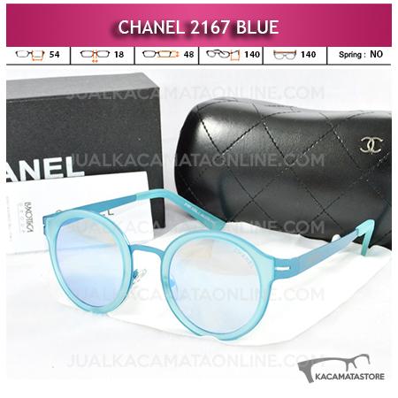 Model Kacamata Chanel Terbaru 2167 Blue