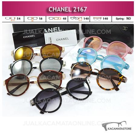 Jual Kacamata Chanel Terbaru 2167