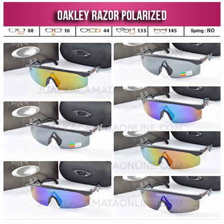 Jual Kacamata Oakley Razor Terbaru