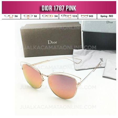 Model Kacamata Wanita Dior 1787 Pink