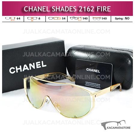 Model Kacamata Artis Terbaru Chanel Shades 2161 Fire
