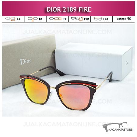Jual Kacamata Artis Dior 2189 Fire