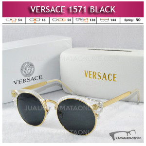 Grosir Kacamata Artis Versace 1571 Black