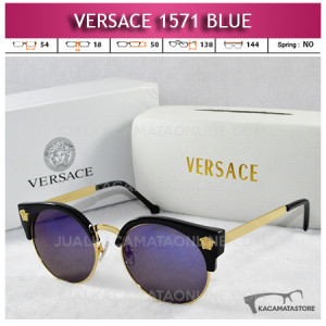 Jual Kacamata Artis Terbaru Versace 1571 Blue
