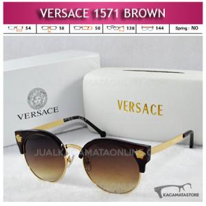 Harga Kacamata Artis Versace 1571 Brown