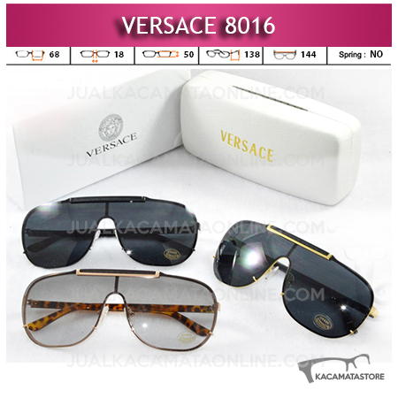 Jual Kacamata Artis Versace 8016 Terbaru