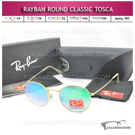 Jual Kacamata Rayban Round Classic Tosca
