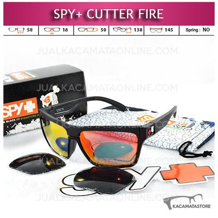 Jual Kacamata Spy Cutter 2 Lensa Fire