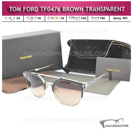 Model Kacamata Tom Ford TF0476 Brown
