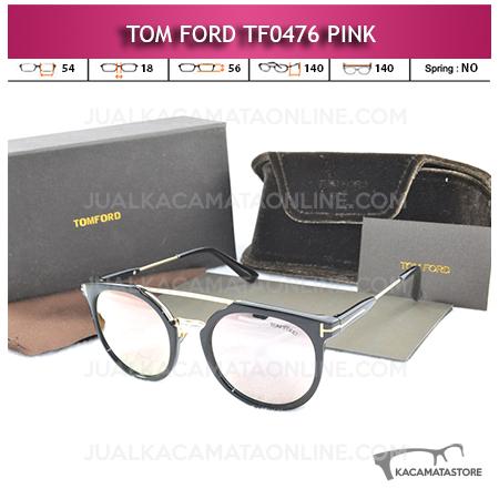 Jual Kacamata Artis Tom Ford TF0476 Pink