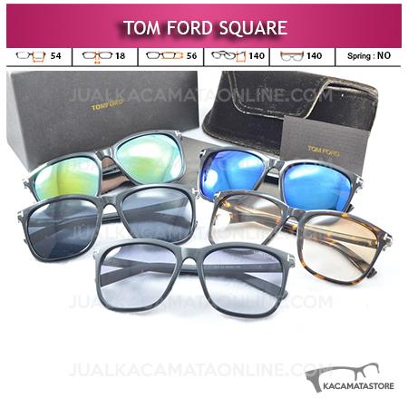Jual Kacamata Tom Ford Square Terbaru