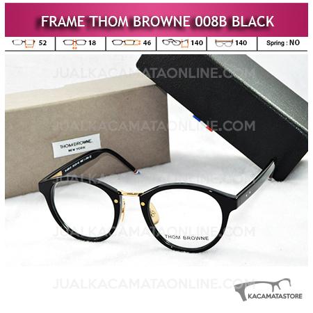 Jual Frame Kacamata Thom Browne 008B Premium Black