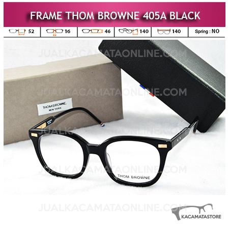 Jual Frame Kacamata Thom Browne 405A Premium Black