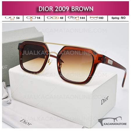 Jual Kacamata Artis Dior 2009 Brown