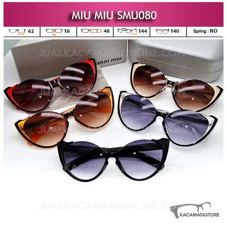 Jual Kacamata Artis Miu Miu SMU080 Terbaru