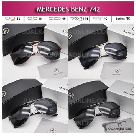 Jual Kacamata Mercedes Benz 742 Kacamata Pria Terbaru
