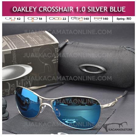 Harga Kacamata Oakley Crosshair 1.0 Silver Blue
