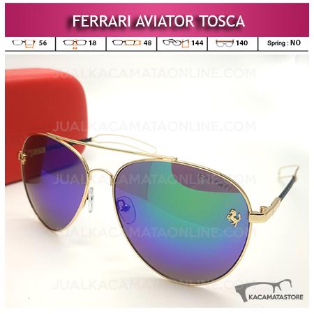 Jual Kacamata Ferrari Aviator Tosca