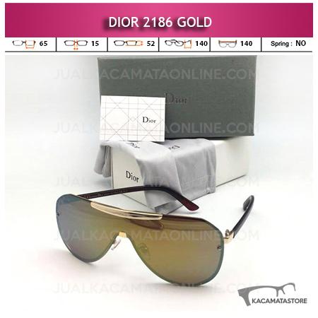 Harga Kacamata Artis Dior 2186 Gold