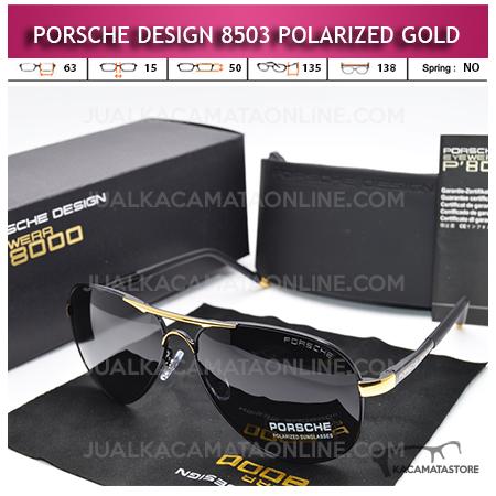 Harga Kacamata Polarized Porsche Design P8503 Gold