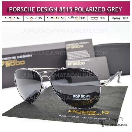 Jual Kacamata Polarized Porsche Design P8515 Grey