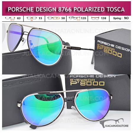 Jual Kacamata Polarized Porsche Design P8766 Tosca