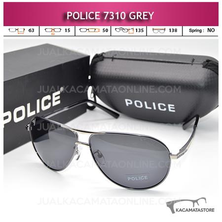 Harga Kacamata Police Terbaru 7310 Polarized Grey