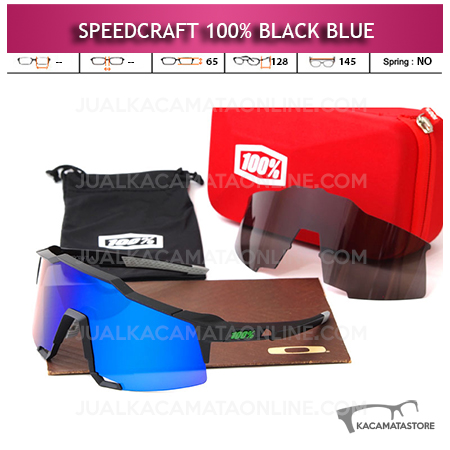 Jual Kacamata Sport Speedcraft Black Blue