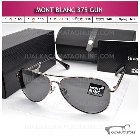 Jual Kacamata Gaya Mont Blanc 375 Gun