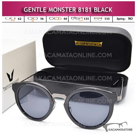 Model Kacamata Korea Gentle Monster 8181 Black