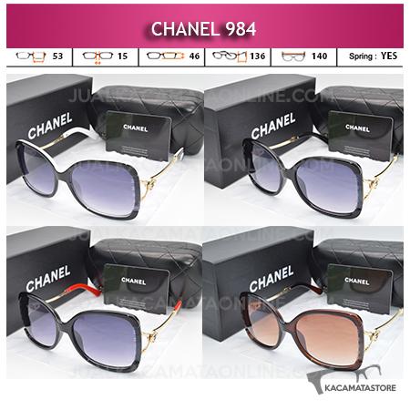 Model Kacamata Chanel 984 Terbaru