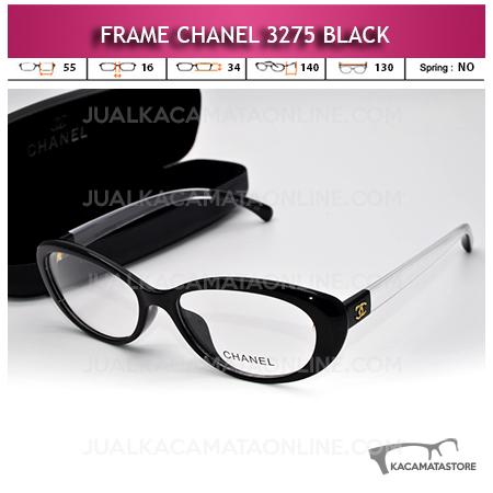Harga Frame Chanel 3275 Black