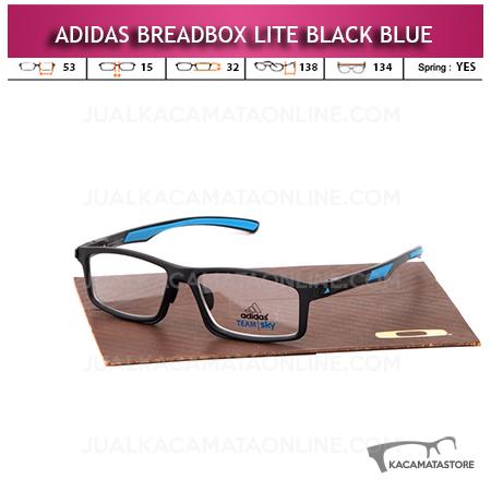 Frame Kacamata Minus Adidas Breadbox Lite Black Blue