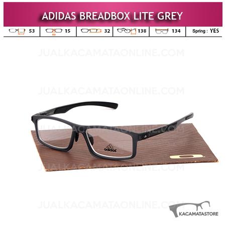 Jual Frame Kacamata Minus Adidas Breadbox Lite Grey
