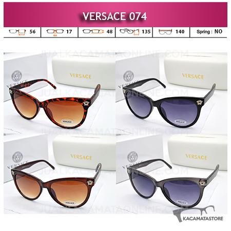 Jual Kacamata Cateyes Versace 074 Terbaru