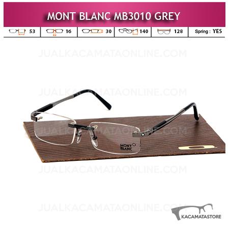 Kacamata Frameless MontBlanc MB310 Grey