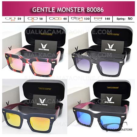 Jual Kacamata Murah Gentle Monster 80086 Terbaru