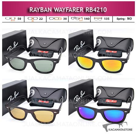 Jual Kacamata Rayban Wayfarer Terbaru Rb4210