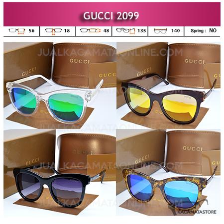 Model Kacamata Gucci Terbaru 2099