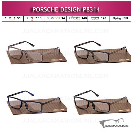 Jual Frame Kacamata Baca Porsche Design P8314 Terbaru