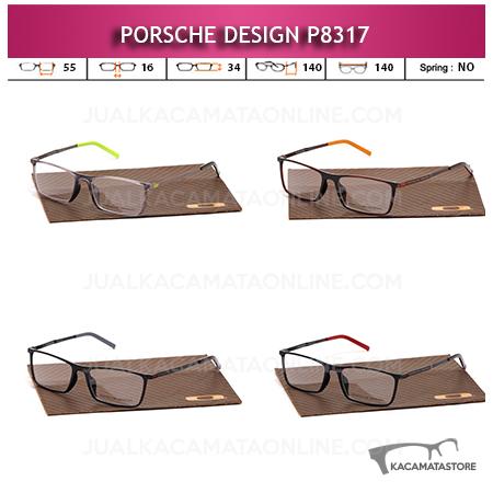 Jual Frame Kacamata Baca Porsche Design P8317 Terbaru