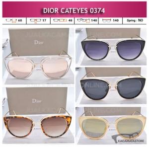 Jual Kacamata Artis Terbaru Dior Cateyes 0374