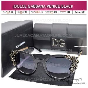 Jual Kacamata Artis Terbaru Dolce Gabbana Venice Black