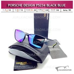 Grosir Kacamata Polarized Porsche Design P5234 Black Blue