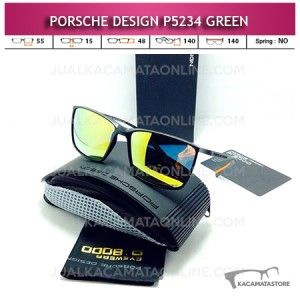 Jual Kacamata Polarized Porsche Design P5234 Green