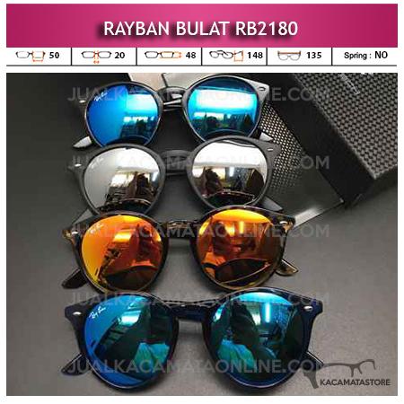 Jual Kacamata Rayban Bulat Rb2180 Terbaru