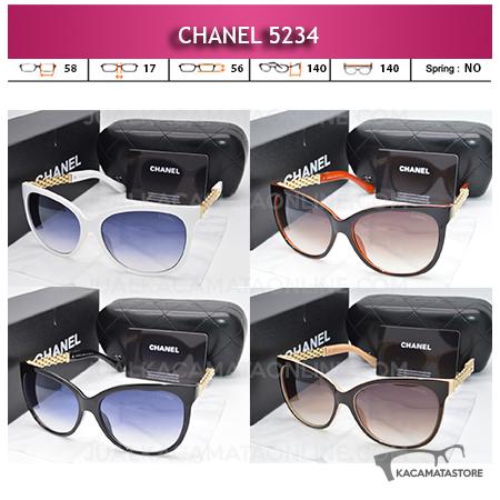 Jual Kacamata Chanel Terbaru 5234
